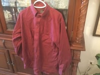 Long sleeve shirt Jos A. Bank Medium 100% Cotton Centreville, 20120