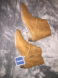 super cute girl NEW with tags girls size 3 booties boots Liverpool