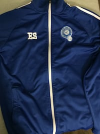 El Salvador jacket size small only used once  Hyattsville, 20783