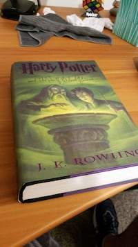 Harry Potter and the Half-Blood Prince Minneapolis, 55426