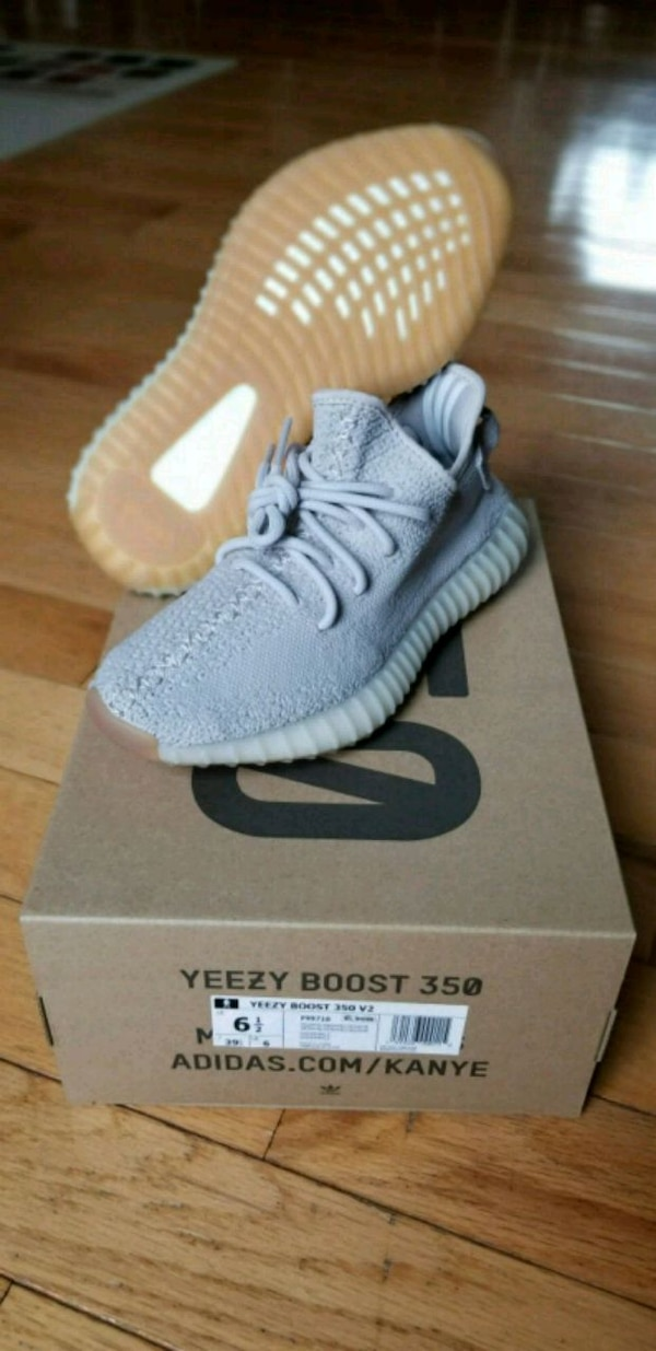 1a8175bc14385 Used Yeezy Boost 350 Sesame Size 6.5 for sale in Bridgeport - letgo