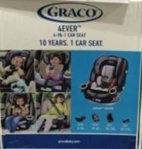 Forever Graco 4in1 car seat Markham, L3R 6W6