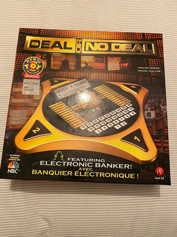 Deal or no Deal Board Game cd218ad6-371f-4eb1-9495-3df156f6ae47
