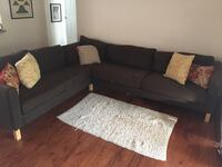 Sofa for 8 people. Available January 31 Miami, 33132