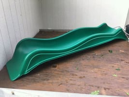 Slide for Child's playset or swings set wave