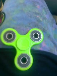 green, black and silver hand spinner Fayetteville, 28306