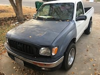 White single-cab pickup truck Placerville, 95667