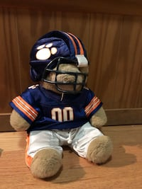 Build-a-bear, bear with 5 outfits with shoes Bethesda, 20817