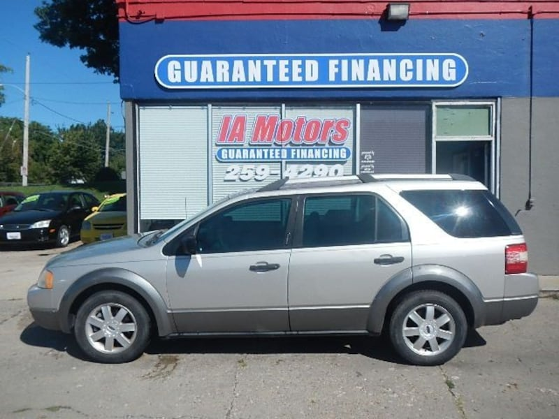2006 Ford Freestyle SE DISCOUNTED $2000 OF RETAIL bb7f53ec-2527-42ec-8449-06ec157ea2b6