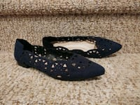 New Women's Size 7 Shoes Kelly & Katie Navy Color Woodbridge, 22193