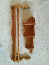 Shelf  and corner unit 25 for the pair Mitchell, N0K 1N0