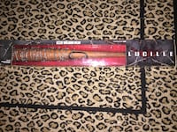 Neagans bat Lucille from the walking dead Allen, 75002