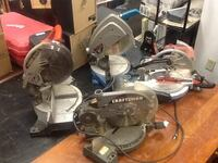 black and gray miter saw Hagerstown, 21740