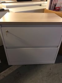 New steelcase 2 drawer files  Union