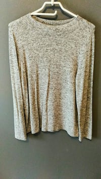 Pull gris H&M de taille 36/S Avrille, 49240