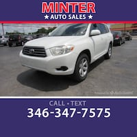 2009 Toyota Highlander South Houston