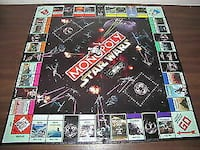 Monopoly: Star Wars Limited Collector's Edition - Like New WOODBRIDGE