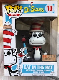Cat in the hat (Box Lunch Exclusive)
