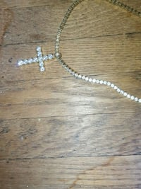 silver-colored chain necklace Toronto, M2N 2L1