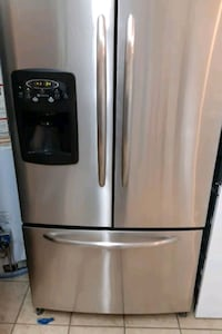 French door refrigerator Maytag