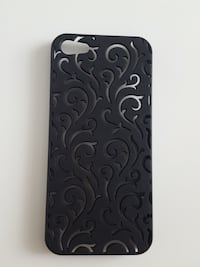 svart iPhone-etui Loten