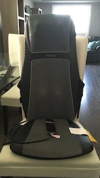 Homedics deluxe shiatsu massage cushion  Guelph, N1E 2L4