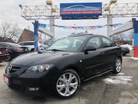 2007 MAZDA 3 GT/CERTIFIED/NO ACCIDENTS/CLEAN CARFAX/ONE OWNER! Toronto