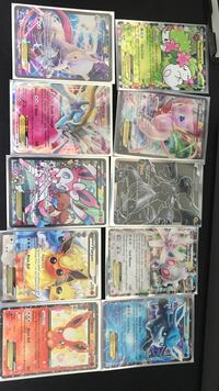 Pokémon cards Vaughan, L4J 7Y5