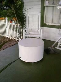WOOD ROCKER & TABLE Lake Wales, 33859