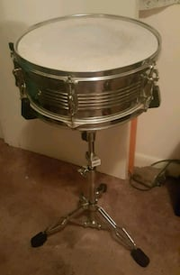 Snare with brand new PDP stand