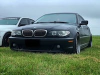 2005 325ci Facelift Bumpers and side skirts Caledon