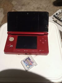 Nintendo 3Ds in somewhat mint condition with pokemon game  St. Catharines, L2R 7K2