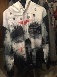 Friday the 13th hoodie Barrie, L4N 1E3