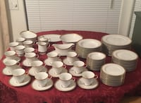 Sango China Royalty 3625 - Complete 12 Piece Setting Laguna Niguel, 92677