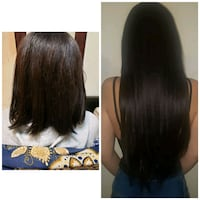 Hair extension installation  Toronto