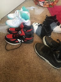 All Size 7 100$ For The 4 Pair In All Good Deal 56 km