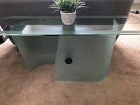 All glass entryway table Beaverton, 97078