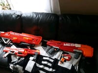 Nerf guns  Waterloo, N2K 4L7