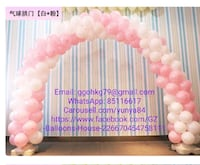 Arch Balloons decor for part or events Singapore