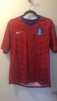 South Korean Football Kit Toronto, M9B 0A2