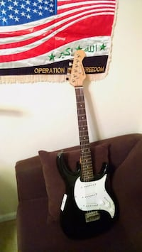 burswood electric guitar,stratacaster,with sd slot for recording. Chesapeake, 23320