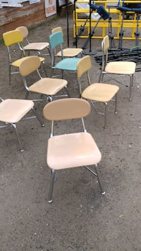 STUDENT SCHOOL CHAIRS ($10 EACH) Forest Hill, 21050