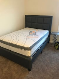 Brand new full size platform bed frame with mattress Silver Spring, 20902