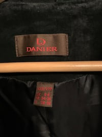 Women's Black Danier Coat