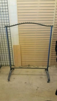 Rolling clothes rack Midland, 79707