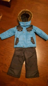 Boys winter jacket and snowpants Brampton