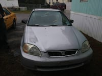 Honda - Civic - 1998