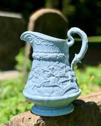 W. RIDGWAY & CO Hanley Antique Pitcher Washington, 20007