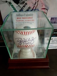 Roy Halliday cy young 2003 COA  Mississauga, L5N 8L9