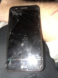 CHEAP PHONE!!!   LG  Works perfect /screen cracked   North Lauderdale